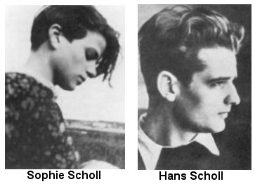 a critical analysis of the movie sophie scholl by marc rothemund Sophie scholl - the final days synopsis: in munich in 1943, sophie (julia jentsch) and her brother hans (fabian hinrichs), as members of the white rose resistance against the nazis, are arrested by the gestapo after secretly distributing subversive leaflets at their university.